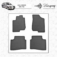 Автомобильные коврики Stingray  Kia Ceed 1 2006-2012