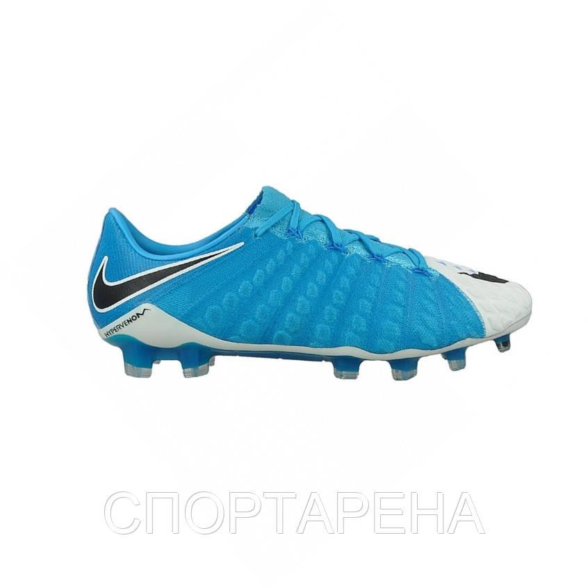 wholesale dealer 1f58f f0d10 Профессиональные футбольные бутсы Nike Hypervenom Phantom III FG 852567-104  - СПОРТАРЕНА в Днепре