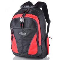Рюкзак с отделом для ноутбука Onepolar 1077 красный