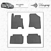 Автомобильные коврики Stingray Kia Ceed 2 2012-