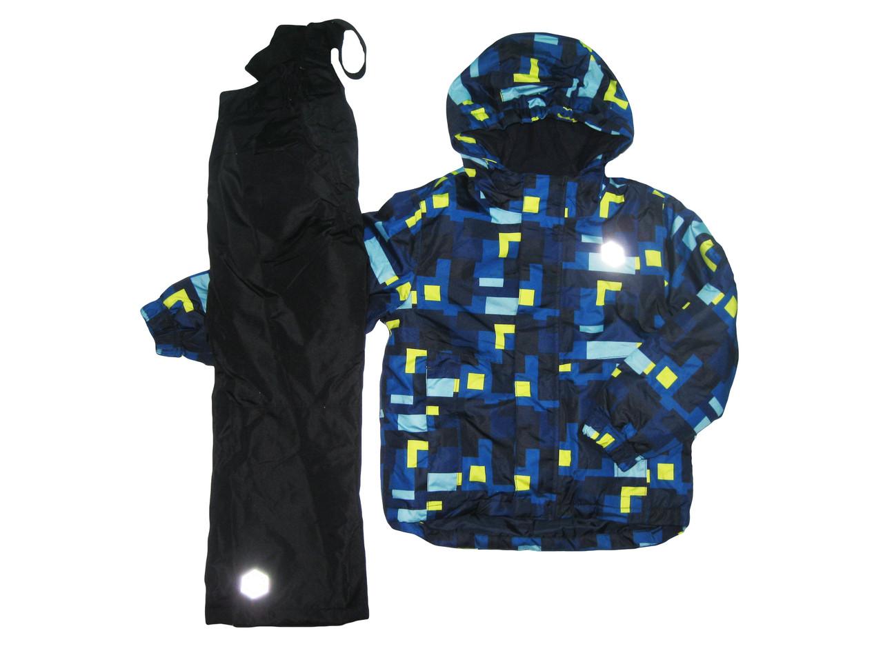 Комбинезон с курткой для мальчика, Lupilu, размер 86/92, арт. Л-220