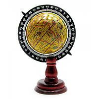 Глобус на подставке 18х12х8 см