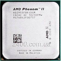 Процессор AMD Phenom II X4 955 3.2GHz/6MB/2000MHz (HDZ955FBK4DGM) Socket AM3 125W