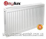 Радиатор отопления стальной DAYLUX, тип 22, 600 х 1800 мм