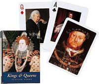 Карты игральные Piatnik Kings & Queens 55 шт