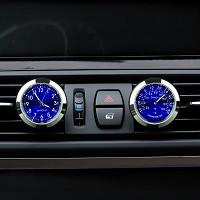 Часы автомобильные. термометры автомобильные
