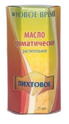 """Ароматическое масло """"Пихтовое"""" Новое время, 25 мл"""