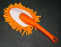 STARPILOT - Щетка автомобильная с ручкой для уборки пыли Orange Plus