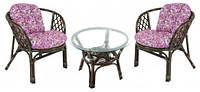 Комплект мебели KUTA из ротанга
