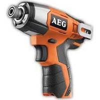 Аккумуляторный гайковерт AEG BSS12C-0 (4935446702)