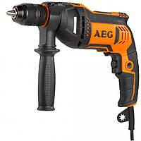 Электродрель AEG BE 750 RE  (4935449160)