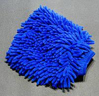 STARPILOT - Щетка-перчатка автомобильная для уборки пыли, Blue Clean