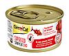 Консервы GimCat Superfood ShinyCat Duo для кошек, с тунцом и помидором, 70 г