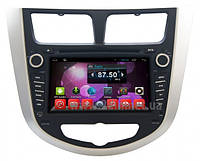 Штатная магнитола для Hyundai Solaris - SMARTY Trend Android 6.0