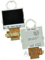 Дисплей (экран) для телефона Sony Ericsson J100 Original