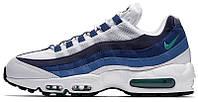Женские кроссовки Nike Air Max 95 OG Slate Blue/White