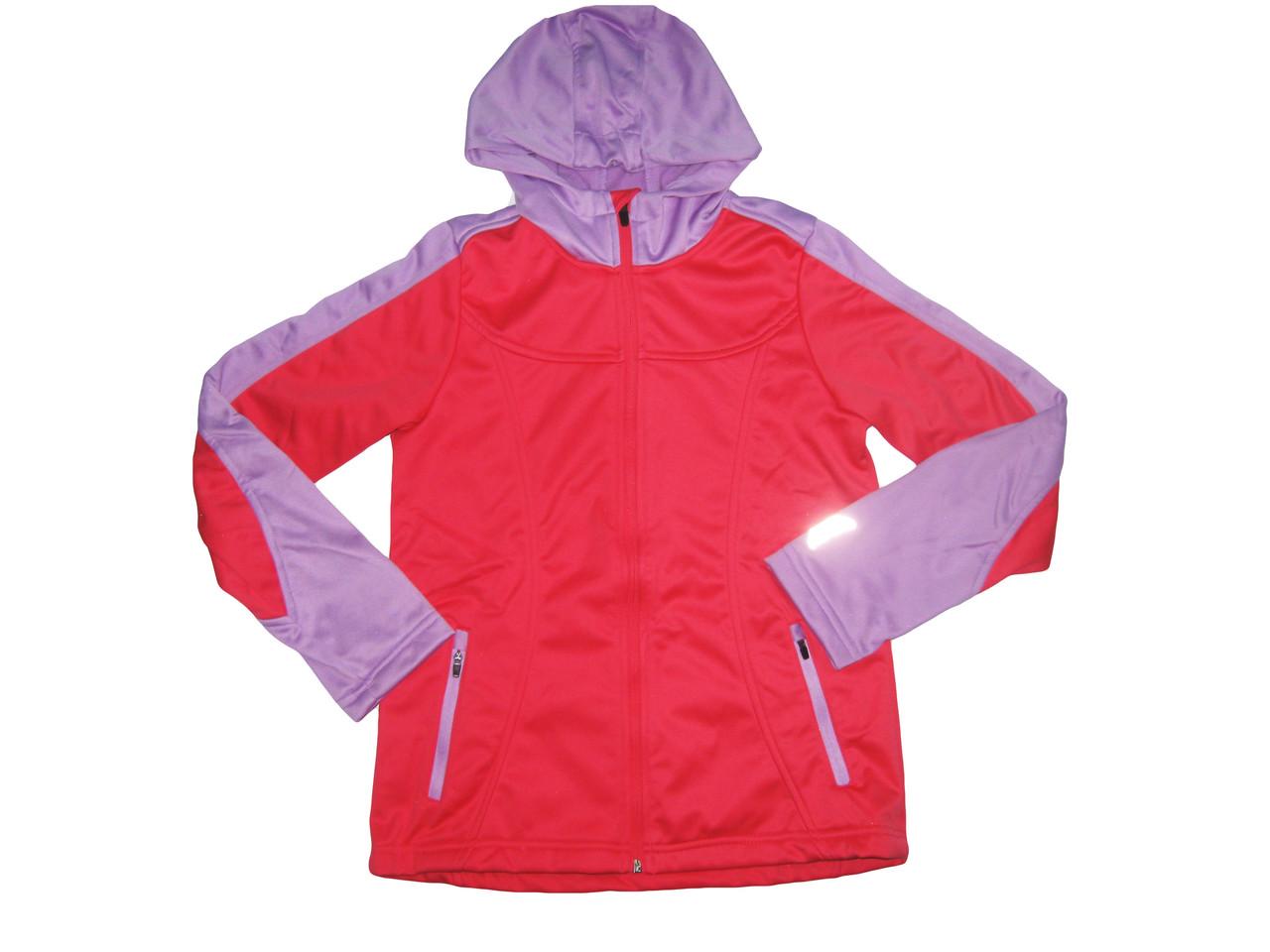 Куртка для девочки на флисе, CRIVIT, размер 158/164, арт. Л-219