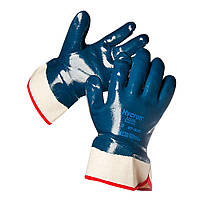 (Хайкрон) Перчатки с нитрилловым покрытием