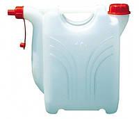 Канистра пластиковая с носиком, фото 1