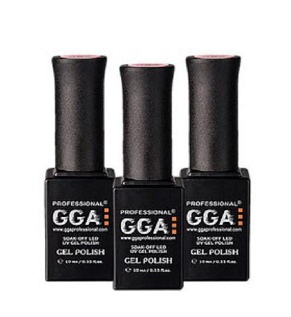 Гель-лаки GGA Professional 10мл
