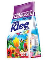 Немецкий порошок для стирки Herr Klee color 10 кг.