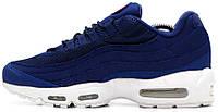 Мужские кроссовки Stussy x Nike Air Max 95 'Loyal Blue'