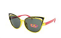 Солнцезащитные очки детские keker black