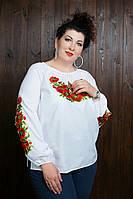 Вышиванка-рубашка женская