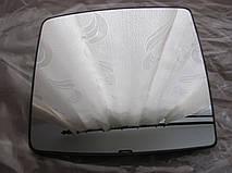 Вкладиш зеркала Opel Combo/Опель комбо праве підігрів