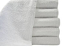 1Белые лицевые полотенца для отелей, домов отдыха и пансионатов Турция № Отель-3