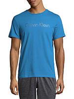 Синяя футболка Calvin Klein