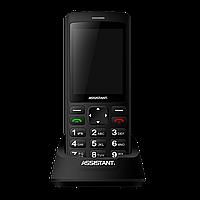 Мобильный телефон Assistant AS-4211 Black на 2 сим-карты
