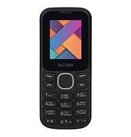 Мобильный телефон Nomi i184 Black на 2 сим-карты