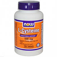 NOW Foods L-Cysteine 500mg 100 tabs