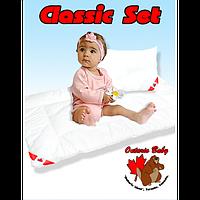 Ontario Linen  Детская подушка и одеяло Classic Set