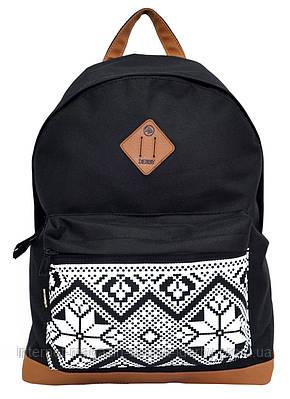 Рюкзак городской DERBY 0100602 черный
