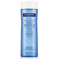 Мицеллярная вода 3 в 1 - Lumene Sensitive Touch 3 in 1 Gentle Cleansing Water (Оригинал)