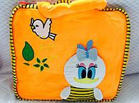 Плед-сумка на пляж