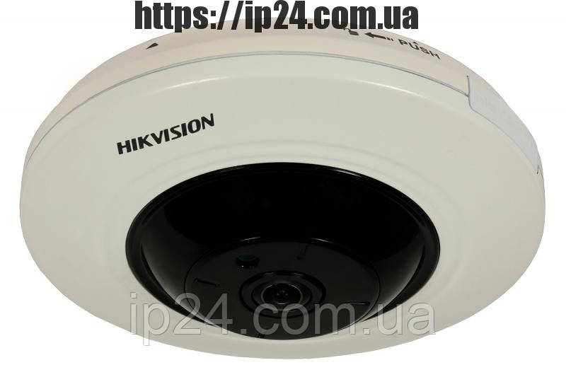 IP видеокамера купольная Hikvision DS-2CD2942F-I (1.6 mm)