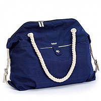 Пляжная сумка Dolly 090 летняя текстильная на канатах 4 цвета