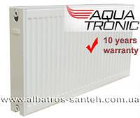 Радиатор стальной Aqua-Tronic панельный тип 22, 500 х 500 (913 Вт)