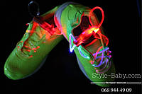 Светящиеся шнурки LED шнурки