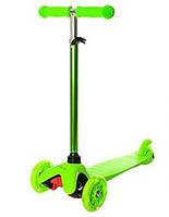Трехколесный самокат iTrike Scooter BB 3-013-4-H Green