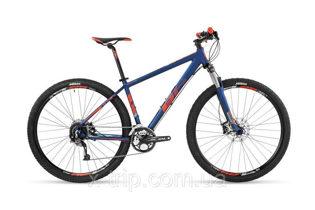 Велосипед BH SPIKE 29 ALIVIO 27V XCM REMOTE A2597 2017