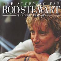 СD-диск. 2-CD Rod Stewart - The Story So Far: The Very Best