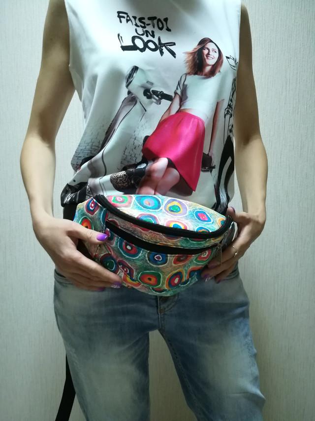 сумочка на пояс