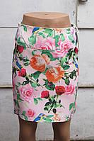 Женская юбка карандаш.
