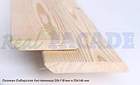 Планкен из сибирской лиственницы