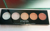 Консилер/корректор в наборе 5 цветов Corrector&Concealer Face
