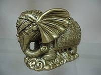 Слониха большая Статуэтка под бронзу